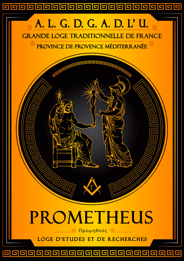 Prometheus | Loge d'études et de recherches | Franc-Maçonnerie